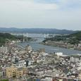 尾道千光寺公園よりの眺め